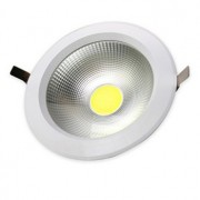 VT-2610 10W LED REFLECTOR COB DOWNLIGHTS COLORCODE:4500K