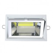 VT-4530 30W LED ZOOM FITTING DOWNLIGHT COLORCODE:3000K
