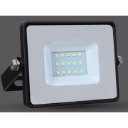 VT-10-B 10 Watt  SMD FLOODLIGHT COLORCODE:6400k black body