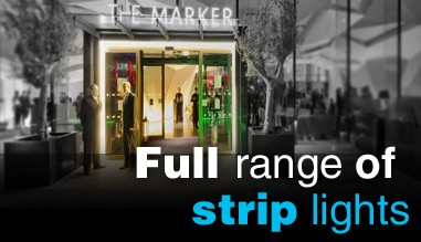Full Range of Strip Lights